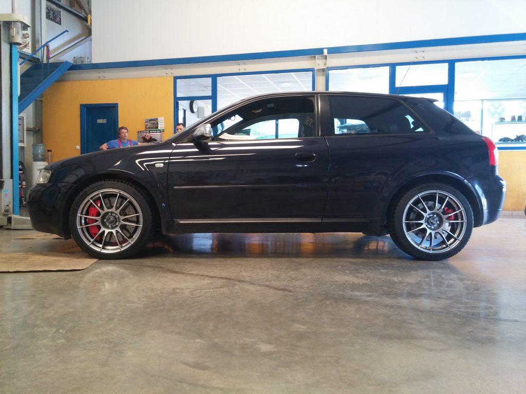 Audi S3 20vt