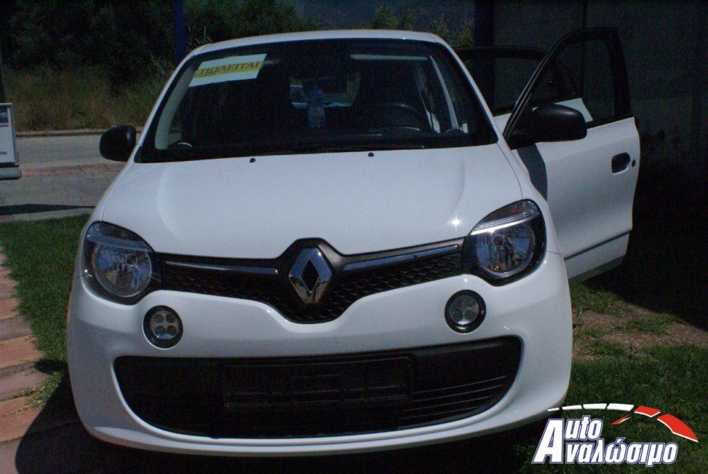 Πωλείται Renault Twingo 2015