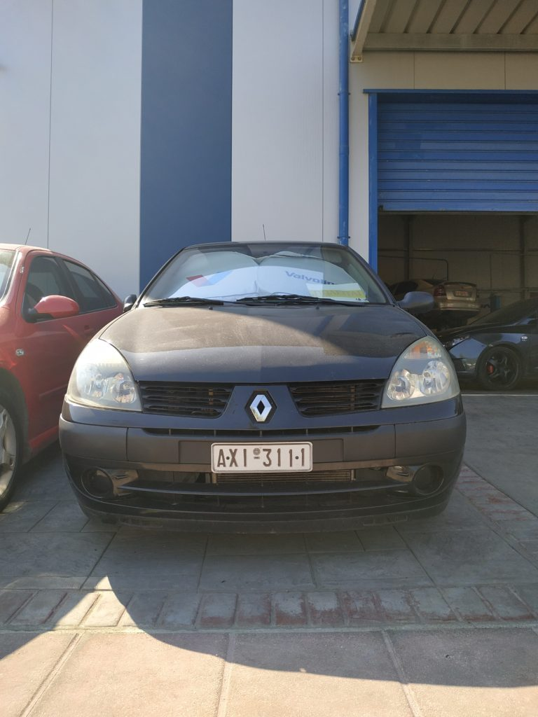 Πωλείται Renault Clio 16v